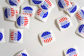politics i voted